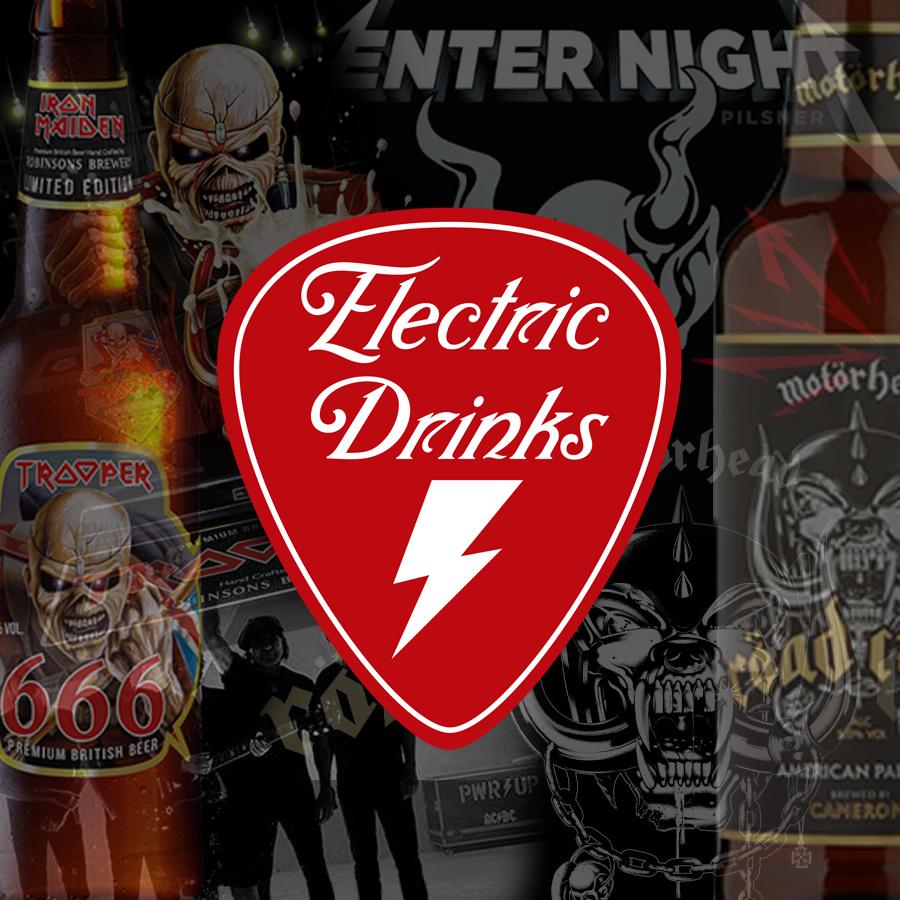 Cervezas Iron Maiden